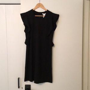 Black Esley shift dress